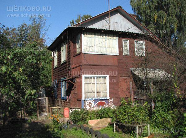 Фото г. Щелково, ул. Первомайская, дом 17(?) - Щелково.ru