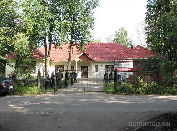 Фото колледж экономики и права в Щелково (ул.Пионерская, д.19) - Щелково.ru