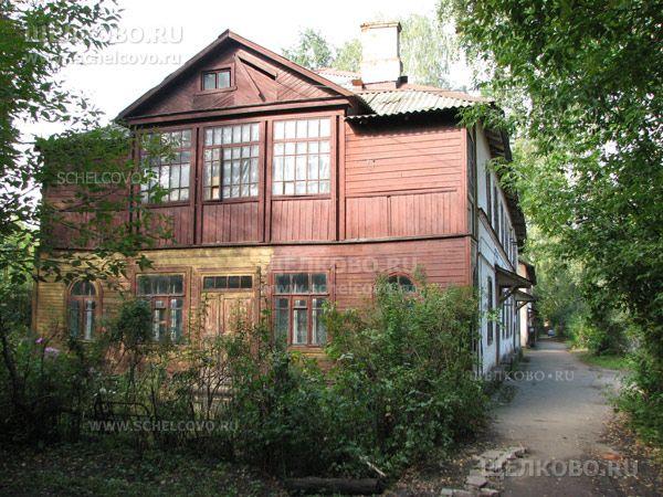 Фото г. Щелково, ул. Первомайская, дом 33 - Щелково.ru