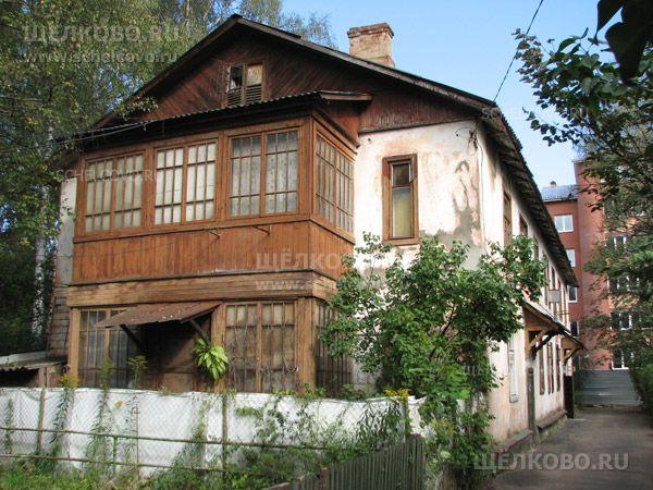 Фото г. Щелково, ул. Первомайская, дом 35 - Щелково.ru