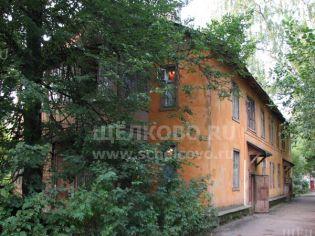 Адрес Щелково, ул. Первомайская, 37 - 20 сентября 2008 г.