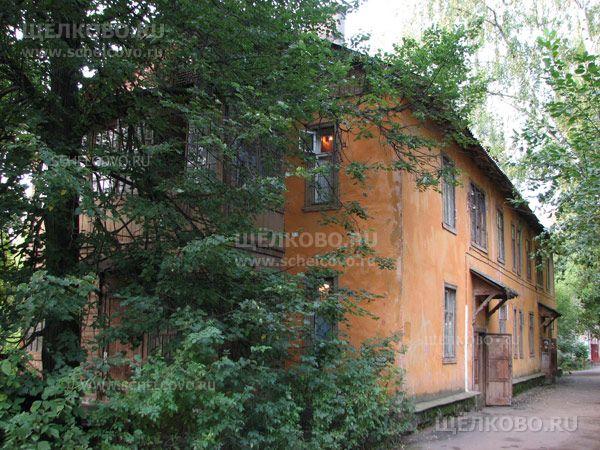 Фото г. Щелково, ул. Первомайская, дом 37 - Щелково.ru