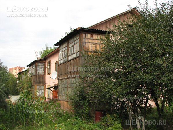 Фото г. Щелково, ул. Первомайская, дом 44 - Щелково.ru