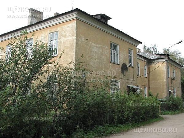 Фото г. Щелково, ул. Первомайская, дом 50 - Щелково.ru