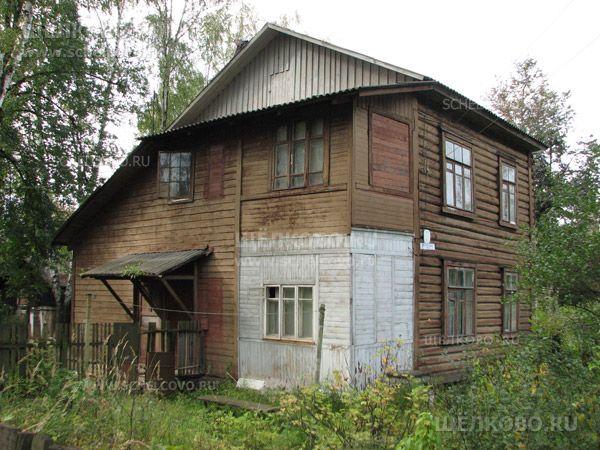 Фото г. Щелково, ул. Пионерская, дом 2 - Щелково.ru
