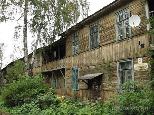 Фото г. Щелково, ул. Кооперативная, дом 3 - Щелково.ru