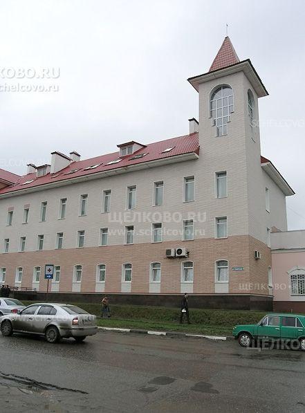 Фото здание налоговой инспекции в г. Щелково (ул.Советская, д.4) - Щелково.ru