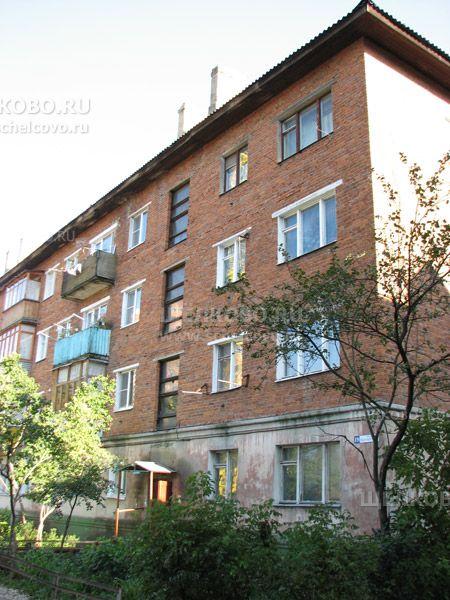 Фото г. Щелково, посёлок Насосного завода, дом19 - Щелково.ru