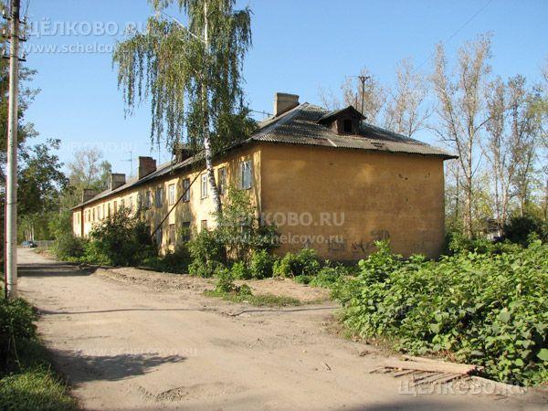 Фото г. Щелково, посёлок Насосного завода, дом 6 - Щелково.ru