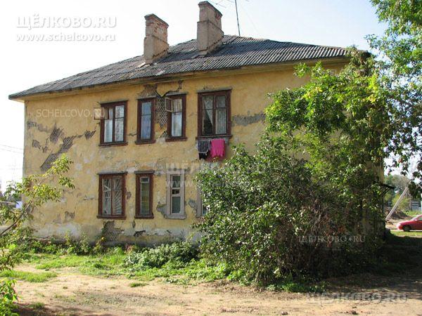 Фото г. Щелково, посёлок Насосного завода, дом 16 - Щелково.ru