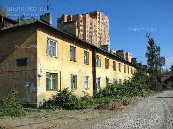 Фото г. Щелково, дом 6 в посёлке Насосного завода - Щелково.ru