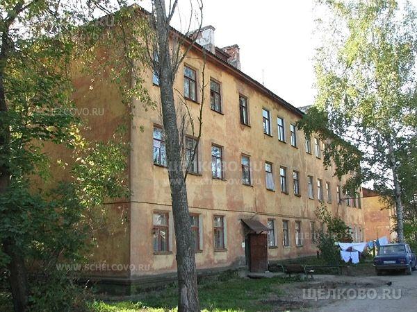 Фото г. Щелково, посёлок Насосного завода, дом 4 - Щелково.ru