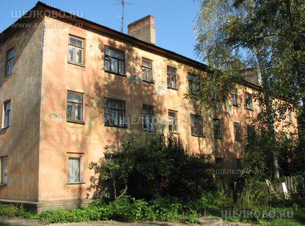 Фото г. Щелково, дом 4 в посёлке Насосного завода - Щелково.ru