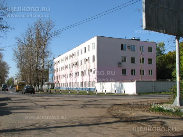 Фото здание ОАО «Электронасосный агрегат» в Щелково (ул.Заводская, д.14) - Щелково.ru