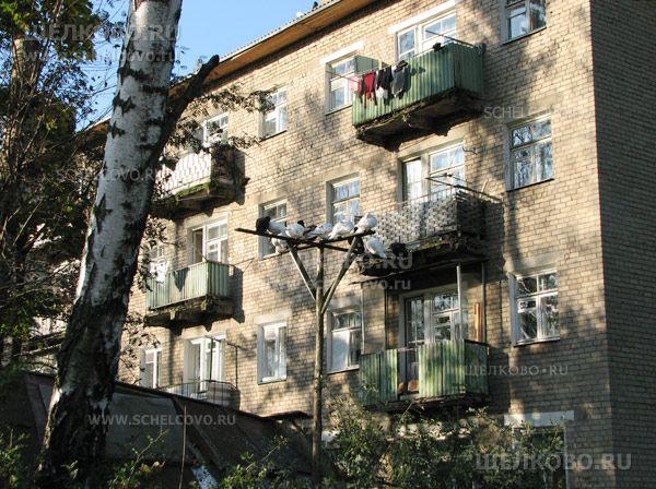 Фото г. Щелково, посёлок Насосного завода, дом6а - Щелково.ru