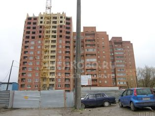 Адрес Щелково, ул. Краснознаменская, 17/2 - 15 апреля 2008 г.