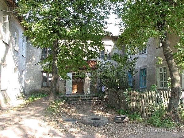 Фото дом12 по улице Новая Фабрика г. Щелково - Щелково.ru