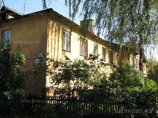 Фото дом362 по улице Новая Фабрика г. Щелково - Щелково.ru