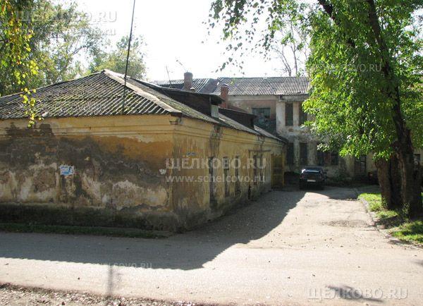 Фото дом на ул. Новая Фабрика г. Щелково - Щелково.ru