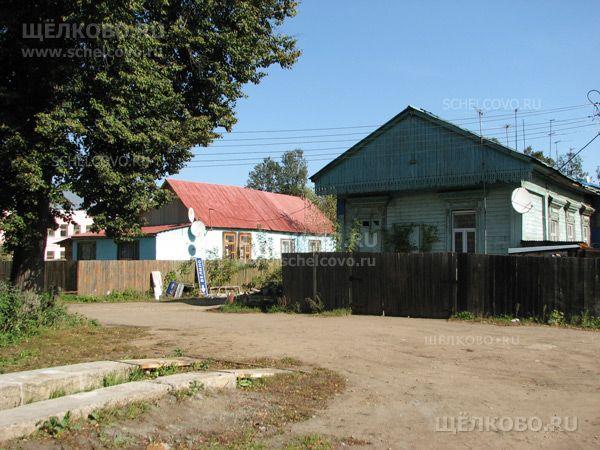Фото дома на улице Новая Фабрика г. Щелково - Щелково.ru