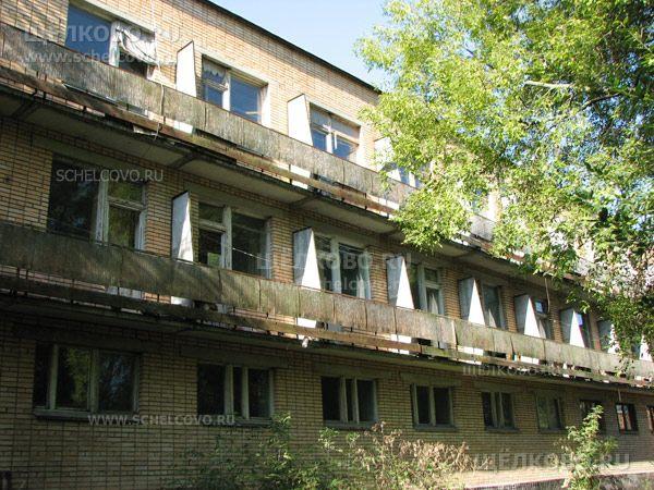 Фото корпус на улице Новая Фабрика г. Щелково - Щелково.ru