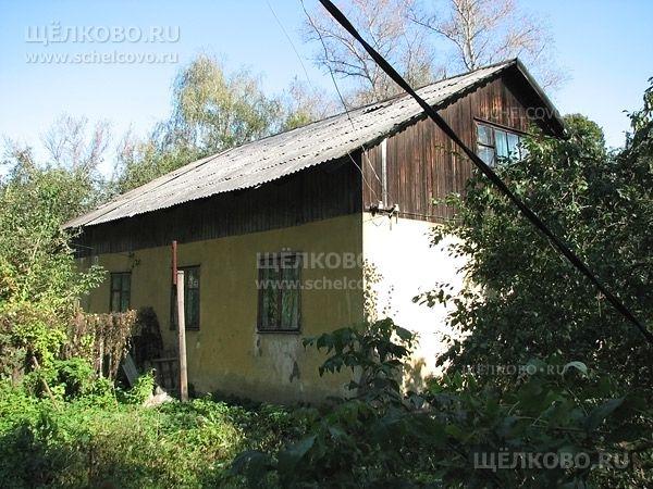 Фото дом на улице Новая Фабрика г. Щелково - Щелково.ru