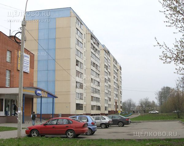 Фото г. Щелково, ул. Заречная, дом 7 - Щелково.ru