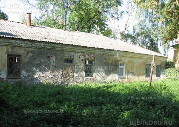 Фото здание на улице Новая Фабрика г. Щелково - Щелково.ru