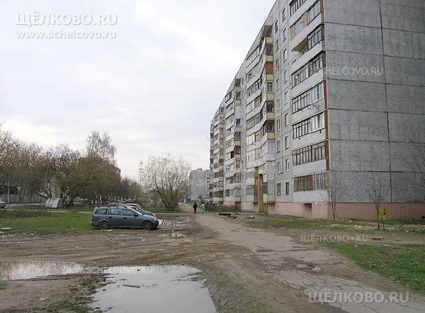 Фото г. Щелково, ул. Заречная, дом 5 - Щелково.ru
