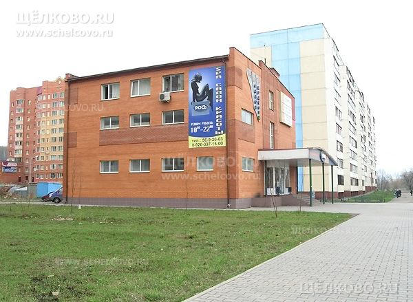 Фото торговый центр «Рось» в Щелково (ул.Заречная, д.5а) - Щелково.ru