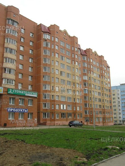 Фото г. Щелково, ул. Заречная, дом 9 - Щелково.ru