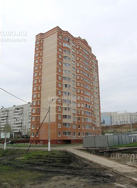 Фото г. Щелково, ул. Комсомольская, дом 22 - Щелково.ru
