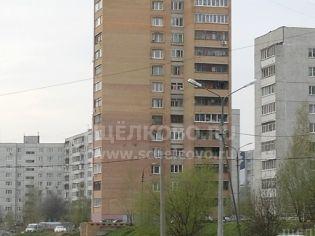 Щелково, ул. Комсомольская, 18 - 16 апреля 2008 г.