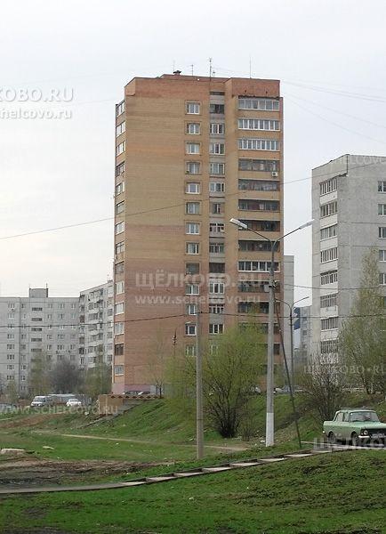 Фото г. Щелково, ул. Комсомольская, дом 18 - Щелково.ru