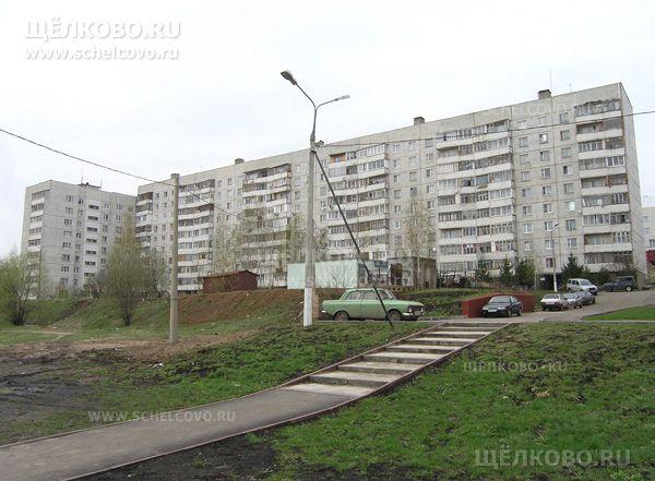Фото г. Щелково, ул. Комсомольская, дом 20 (вид со двора) - Щелково.ru