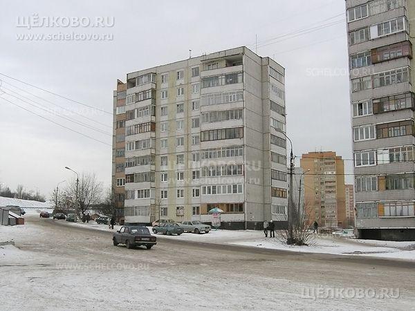 Фото г. Щелково, Пролетарский проспект, дом14 - Щелково.ru
