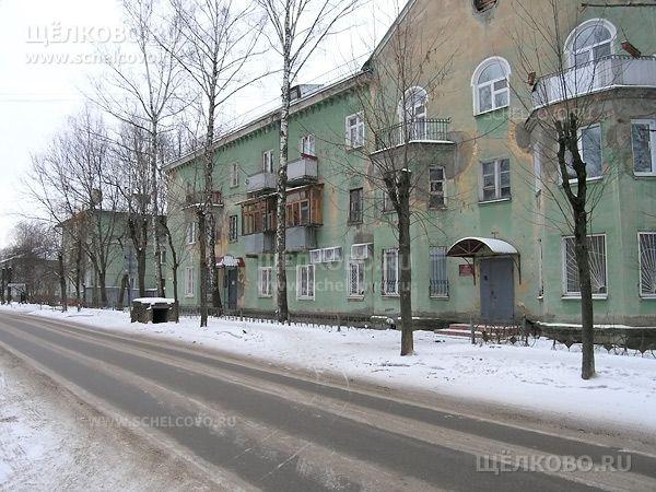 Фото г. Щелково, ул. Иванова, дом 24 - Щелково.ru