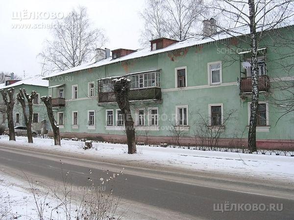 Фото г. Щелково, ул. Иванова, дом 18 - Щелково.ru