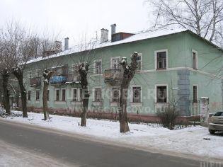 Щелково, ул. Иванова, 16 - 7 января 2009 г.
