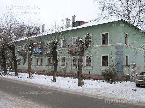 Фото г. Щелково, ул. Иванова, дом 16 - Щелково.ru