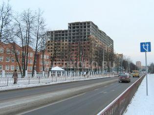 Щелково, ул. Центральная, 23 - 7 января 2009 г.