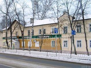 Щелково, ул. Центральная, 25 - 7 января 2009 г.