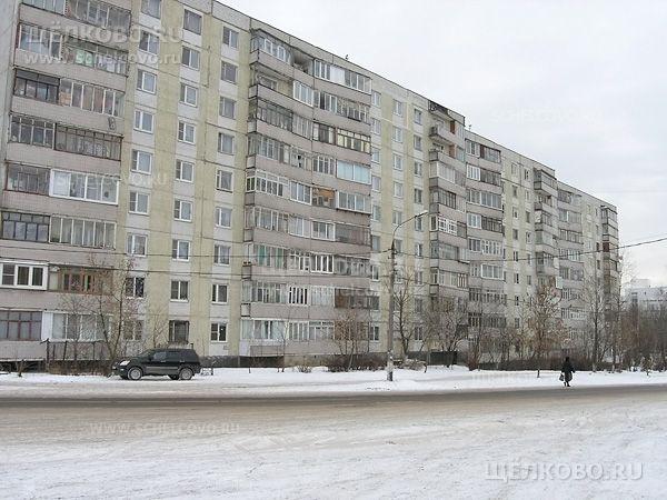 Фото г. Щелково, Пролетарский проспект, дом 12 - Щелково.ru