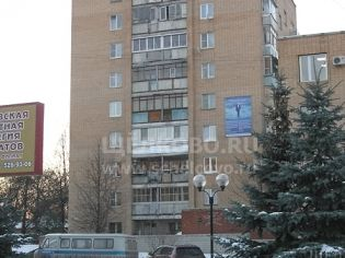 Щелково, пл. Ленина, 6 - 13 января 2009 г.