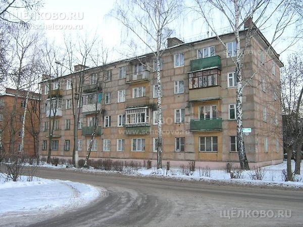 Фото г. Щелково, ул. Пушкина, дом 19 - Щелково.ru