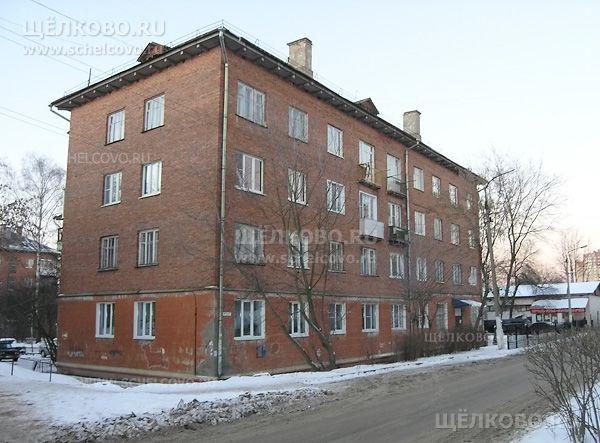 Фото г. Щелково, ул. Пушкина, дом 30 - Щелково.ru