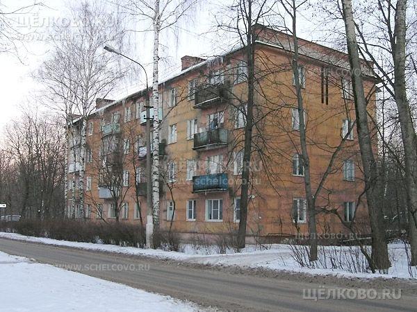 Фото г. Щелково, ул. Пушкина, дом 21 - Щелково.ru
