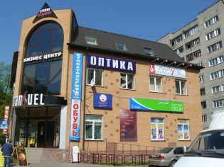 Адрес Щелково, пер. 1-й Советский, 7 (ЦУ «Эрион») - весна 2008 г.