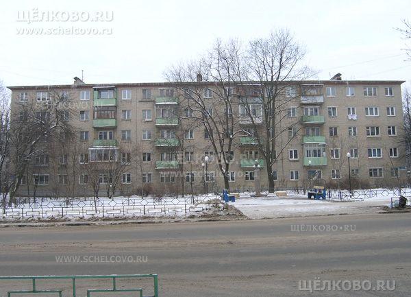 Фото г. Щелково, ул. Комарова, дом 4а - Щелково.ru