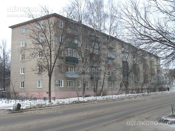 Фото г. Щелково, ул. Комарова, дом 4 - Щелково.ru